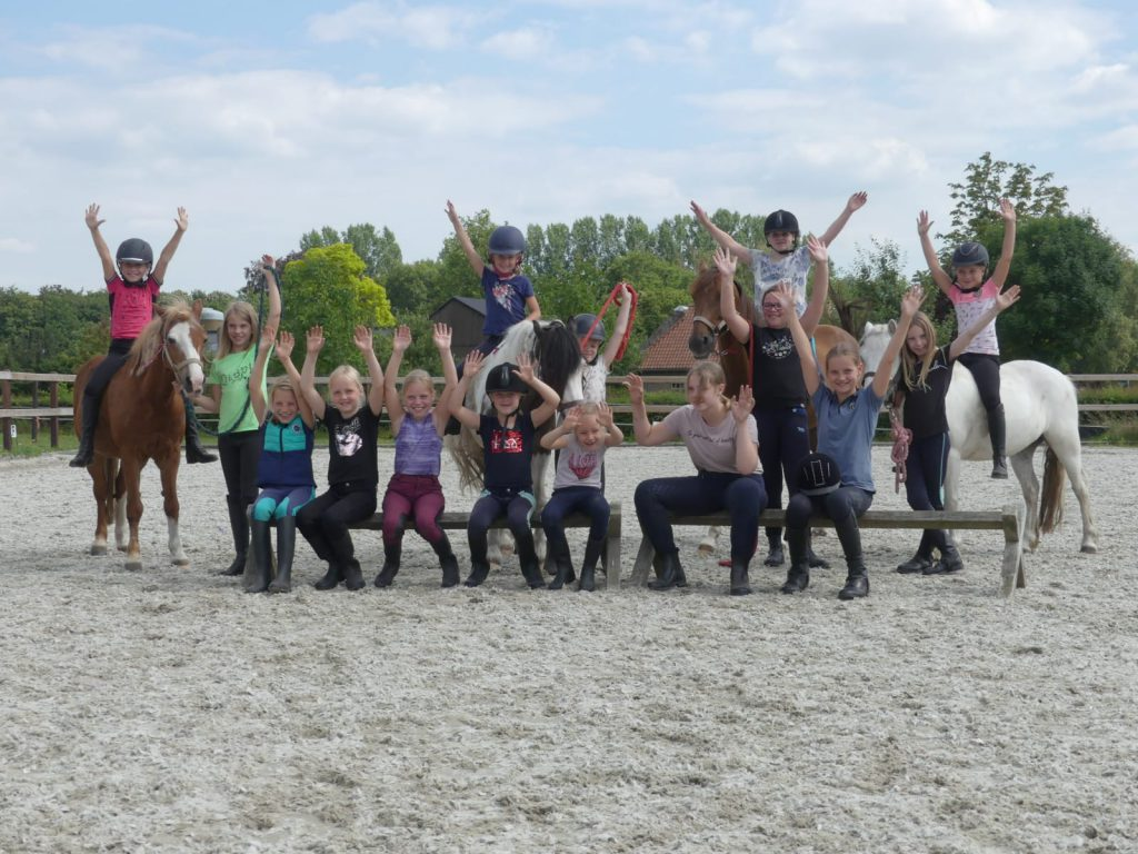 RSC Wilp kinderfeestje